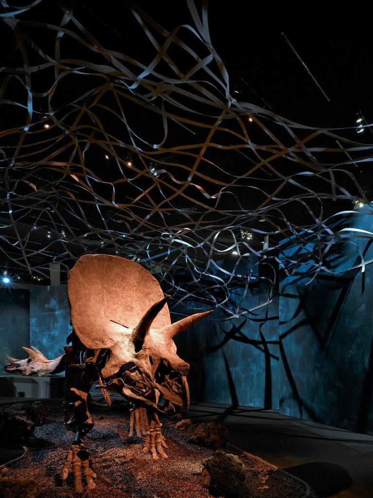 Dinosaur Exhibition Kunsthal