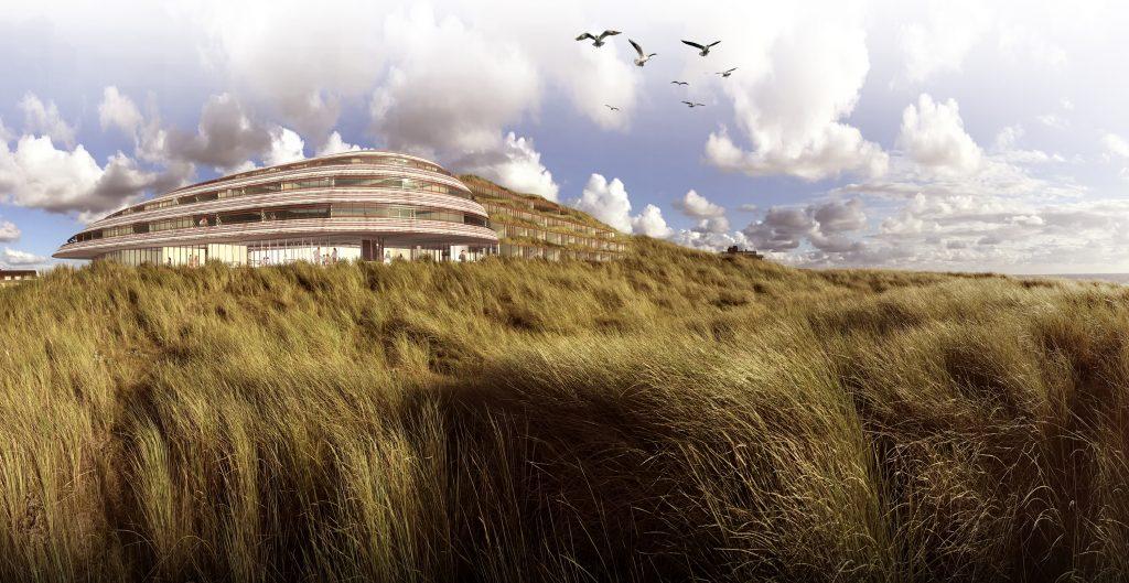 Hotel Nassau Bergen aan Zee